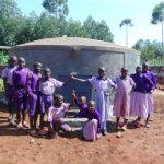 Cornvinus donates $7500 to the water project