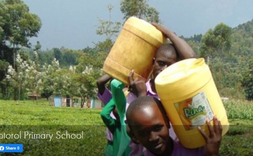 Cornvinus Donates $10 000 to The Water Project